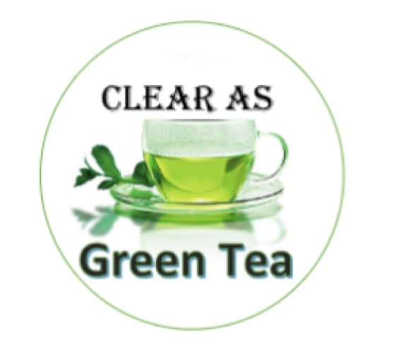 Clear as mud? Clear as Green Tea? Clear as Water?