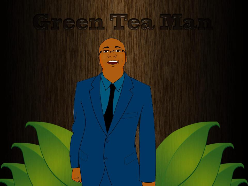 Green Tea Man